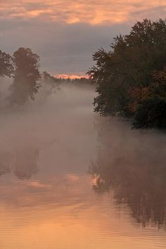 ✯ Fox River Sunrise