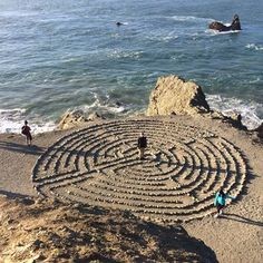 And a waterfront labyrinth you can explore. | 17 Things No One Tells You About San Francisco