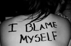 Cause it's always my fault all the time . It's cause of me .. I'm the one who makes everything go wrong ! Ughhhhh