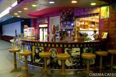 Cinema Café a szombathelyi Savaria Moziban