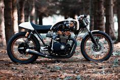 Honda CB500T Cafe Racer - Grease n Gasoline