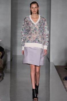 Pringle of Scotland - Spring RTW 2015
