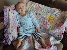 Baby Clothes Quilt - Imgur