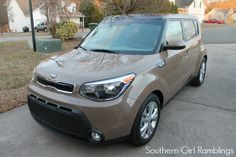 The Funky Little 2014 Kia Soul + #cars #review