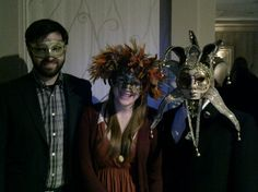 Having a ball at the Michigan-Midwest Witches Ball 2014
