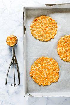 carrot tacos shells