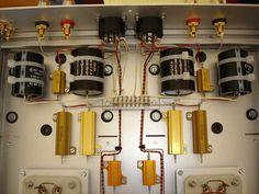 6C33C-B SE Verstaerker von Juergen Buschmann Radios, Valve Amplifier, Vacuum Tube, Gardening, Construction, Diy, Crafting, Building, Bricolage