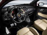 Front panel Abarth 695 Edizione Maserati '2012–14