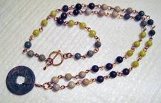 3 Breccia Jasper Peridot Jasper Russian by JuliaLouiseShop on Etsy, $15.00