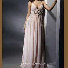Dress code: F0038    Fabric:Chiffon  Embellishment:Hollow out  Straps:Strapless   Sleeves:Sleeveless   Back:Zipper   Color: Apricot  Size: 2,4,6,8,10,12, custom-made  Note:   It may take 10-15days for tailor and processing.   For custom-made size, please provide shoulder/bust/waist size, height,w...