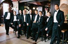 Groomsmen, Little Lux, Photo: James Christianson - Colorado Wedding http://caratsandcake.com/courtneyandcesar