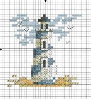 embroidery lighthouse scheme: 19 thousand images found in Yandeks. Cross Stitch Sea, Cross Stitch House, Cross Stitch Bookmarks, Cross Stitch Needles, Cross Stitch Cards, Simple Cross Stitch, Cross Stitch Flowers, Counted Cross Stitch Patterns, Cross Stitch Designs