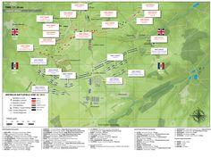 Military Ranks, Military History, Waterloo Map, Waterloo Battlefield, Bataille De Waterloo, Napoleonic Wars, 100th Day, War, Hipster Stuff