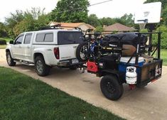 Overland/Offroad Trailer Input Wanted! (Using Lowe's Frame as Base?) - Second Generation Nissan Xterra Forums Bug Out Trailer, Camping Trailer Diy, Trailer Axles, Overland Trailer, Off Road Trailer, Trailer Build, Fj Cruiser Mods, Adventure Trailers, Kit Cars