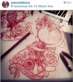 Yas vo tattoo ! Amazing I'm in love with all of them