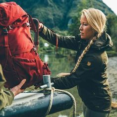 The Stubben Backpack is durable and great for hiking! – Fjallraven #hikingpants