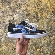 Shop — vintagewavez Yellow Vans, White Vans, Black Dots, Black N Yellow, High Top Vans, High Tops, Nike Cortez Blue, Rainbow Vans, Vans Shoes Fashion