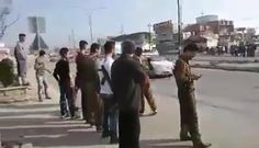 LiveLeak.com - Kurdish Youth of Kirkuk took out their Weapons to defend the Citizens from ISIS