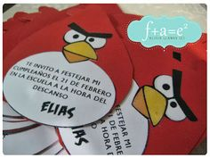 Invitaciones De Angry Birds Para Imprimir Gratis Wallpapers Real