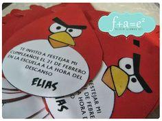 Invitaciones De Angry Birds Para Imprimir Gratis Wallpapers  Real
