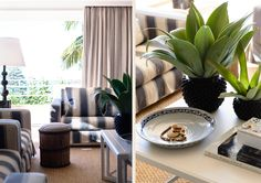 A casually elegant family retreat at Palm Beach, Sydney by Adelaide Bragg & Associates . Perfect Plants, Classic Interior, Palm Beach, Service Design, My House, Beach House, Indoor, Traditional, Table Decorations