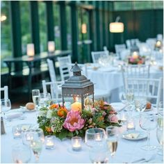 Wedding #Centerpiece Inspiration for Every Couple. To see more wedding ideas: www.modwedding.com