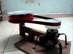 bicycle powered potter's wheel - Google Search