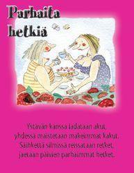 Idea-Rapsakan yrttijalkakylvyissä on osuvat tekstit tilanteeseen kuin tilanteeseen! #idearapsakka #jalkakylpy #lahjaide #yrttijalkakylpy #äidille #ystävälle #kotimainen #suomalainen Hope Love, I Love You, Finnish Words, Word Symbols, Le Pilates, Happy Friendship Day, Motto, Art Quotes, Texts