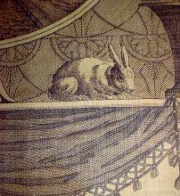 Toile de Jouy Le Romain by Huet, 1811