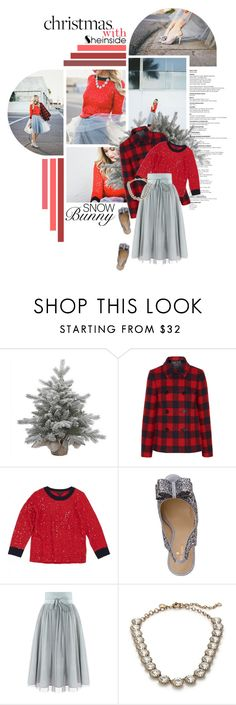 """""""Santa baby"""" by sunshineb ❤ liked on Polyvore featuring J.Crew and Kate Spade"""