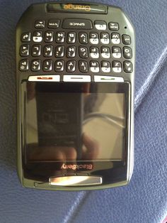 blackberry 8707g  Orange