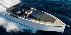 De Antonio Yachts presenta sus nuevos modelos en Dusseldorf.