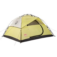 Coleman Steel Creek 6 Person Fast Pitch Dome with Screenroom 2000018059