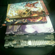 В ожидании первого тома #фрикангелы  #flash #comics #dc #comicbook #комиксы #флеш