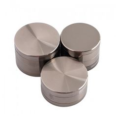 Metallochrome Metal Herb Grinder