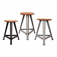 Rowac work stools