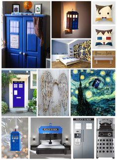 Superieur Doctor Who Decor
