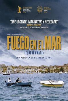 Samuel tiene 12 años y es un niño normal que vive en  Lampedusa , la frontera que en los últimos 20 años atraviesan  miles de inmigrantes. Para saber si esta película está disponible en la biblioteca, pincha a continuación  http://absys.asturias.es/cgi-abnet_Bast/abnetop?ACC=DOSEARCH&xsqf01=fuego+mar+rosi
