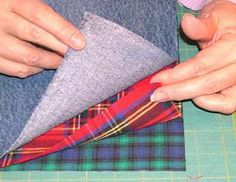 denimn rag quilt; this is the blog I used to cut the jeans. very good tutorial