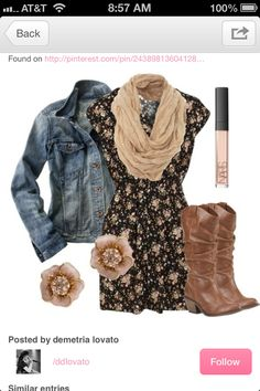Country outfit!