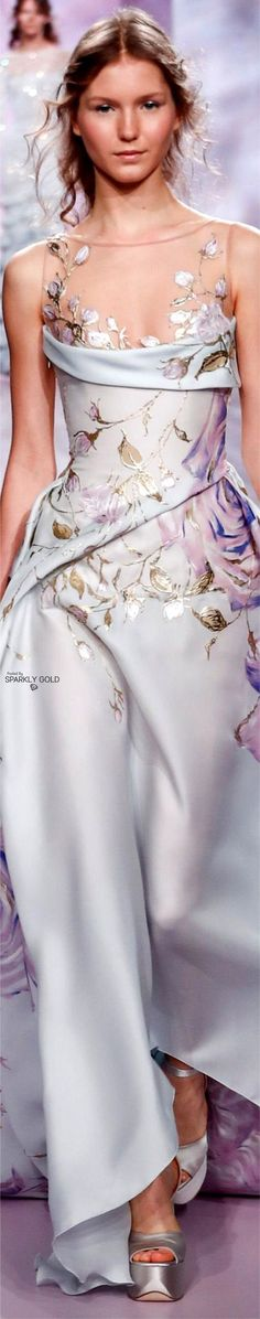 Georges Chakra | Couture Spring 2017   jαɢlαdy