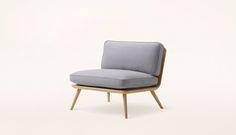 Space Copenhagen - Spine Lounge Chair