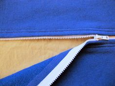 The Papercut Collective: Knit Tips: Inserting A Zipper
