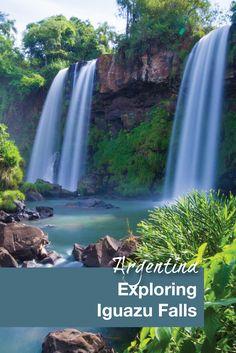Iguazu Falls is a must stop destination when visiting Argentina.