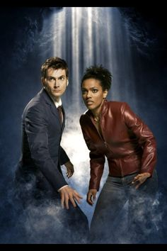 Doctor Who - The Doctor and Martha Jones