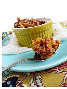 Pumpkin Pie Oatmeal=brain food