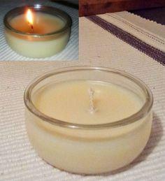 Nejlepší svíčka na světě je ze starého kuchyňského oleje | Lohas magazín Diy Candles, Diy And Crafts, Projects To Try, Homemade, Christmas, Decorations, Home Decor, Candle, Candles