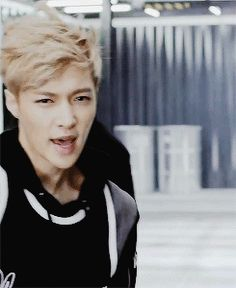 He messed up my bias list so bad... It went from 1. Xiumin 2. Suho to 1. Xiumin 2. Lay