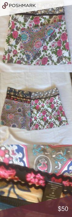Zand Amsterdam reversible adjustable skirt Very good used condition zand amsterdam Skirts Mini