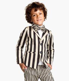 Striped Boys Blazer HM.com